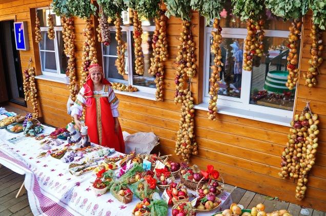 Широкая и вкусная ростовская «Лукова Ярмонка»