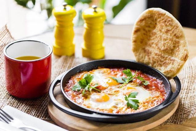 Ближневосточный завтрак