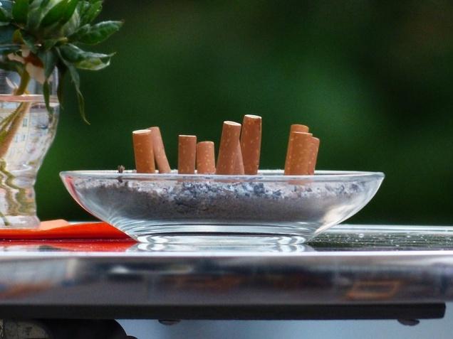 Госдума может разрешить курение во всех летних кафе