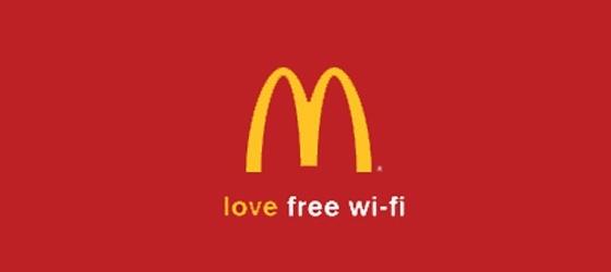 Зайти в Wi-Fi в McDonald's и Burger King теперь можно только по SMS