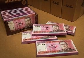 В Латвии выпустят шоколадную валюту