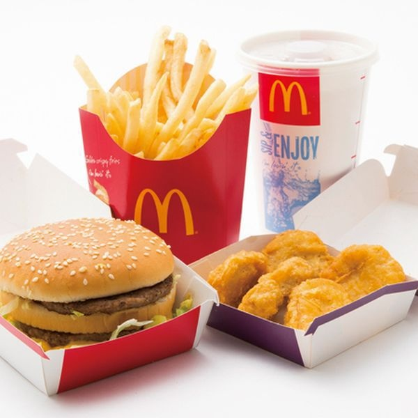 Меню «Макдоналдса» сократится