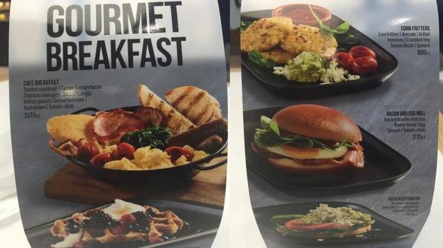 В австралийском «Макдоналдсе» появилось новое меню завтраков