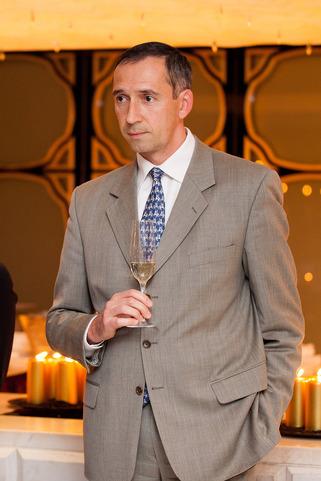 Винодел Moët&Chandon Марк Брево: Перестаньте пить шампанское из бокалов флюте