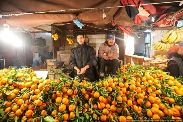 Мандарины из Марокко могут исчезнуть с российских прилавков