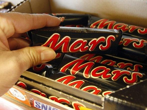 Mars останется на российском рынке