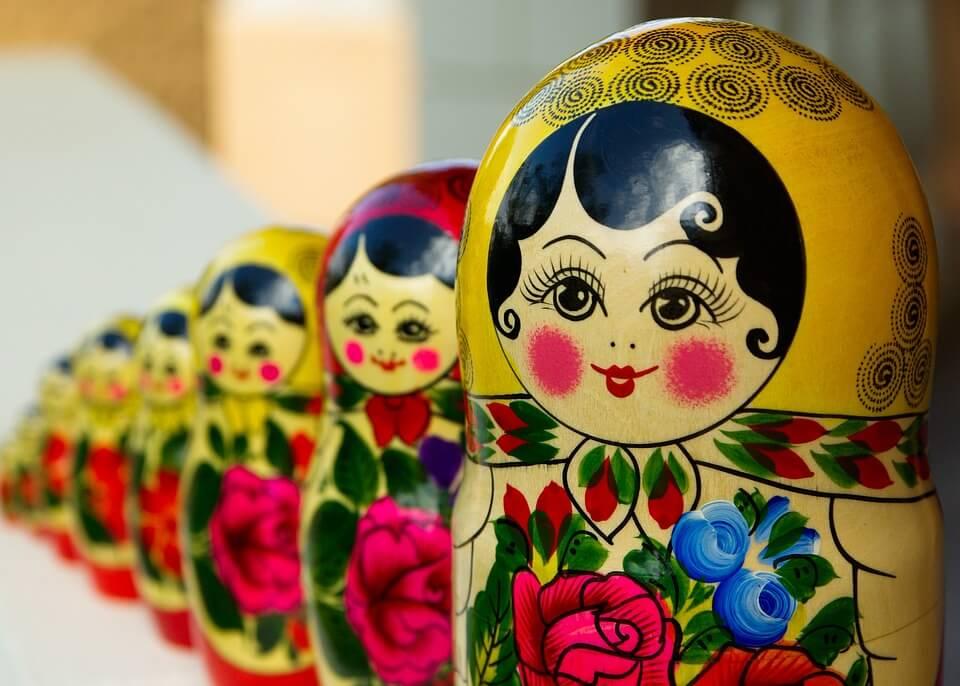 Русские девушки толстеют в течение всей жизни
