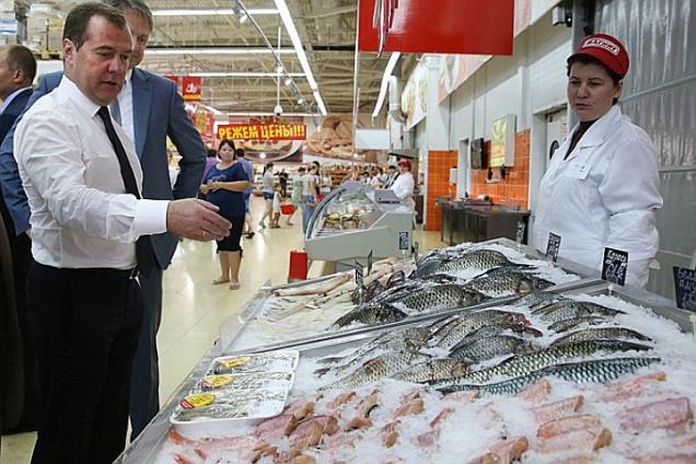 В России нет дефицита продовольствия