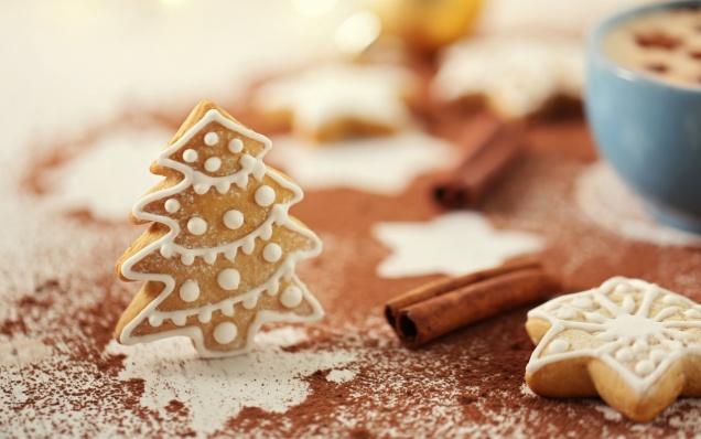 Какие сладости едят на Рождество по всему миру
