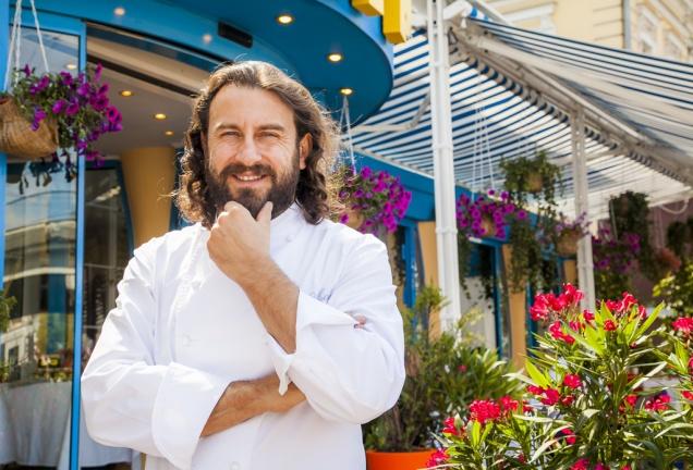 Мирко Дзаго научит готовить любимые итальянские блюда