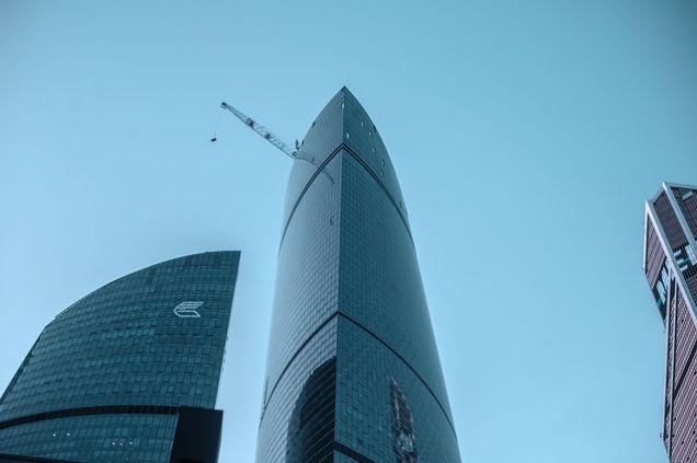 В «Москва-Сити» открыли самые высокие в Европе ресторан, фабрику мороженого и смотровую площадку