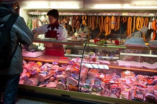 Мясо в России за год подорожало на 20%