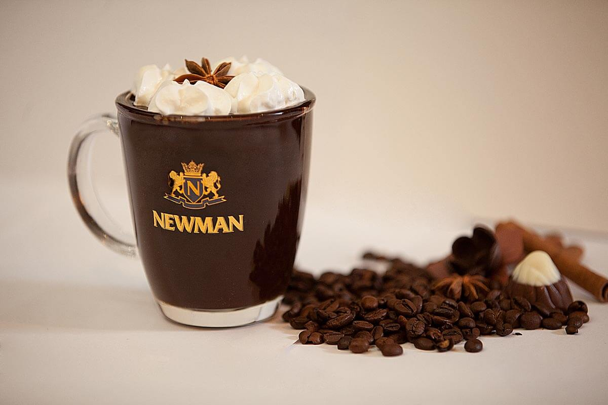 Сеть Newman Coffee вышла на российский рынок