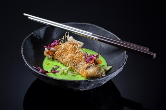 Гастрономический фестиваль традиционной и современной корейской кухни  в ресторане Elements by Edward Kwon