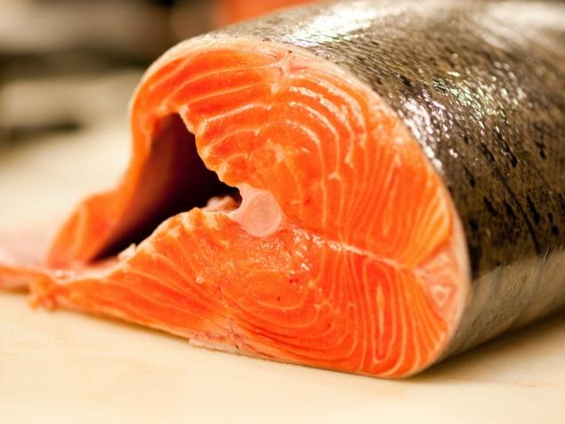 ГМО-рыбу впервые разрешили употреблять в пищу