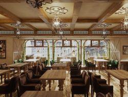 В Москве открывается ресторан современной немецкой кухни SPATEN HAUS Grand