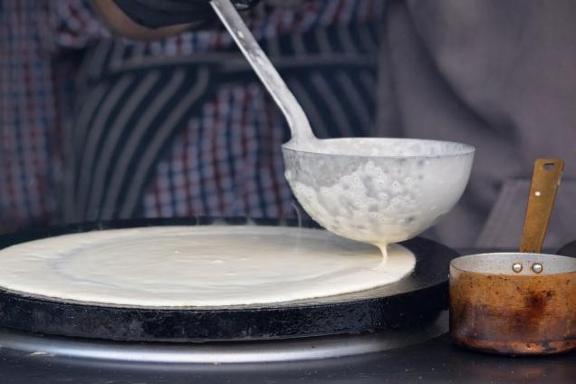 70% россиян испекут блины на Масленицу