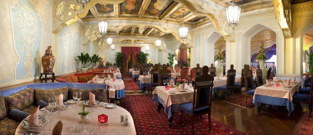 Ресторан «Узбекистан» отметит 65-летие