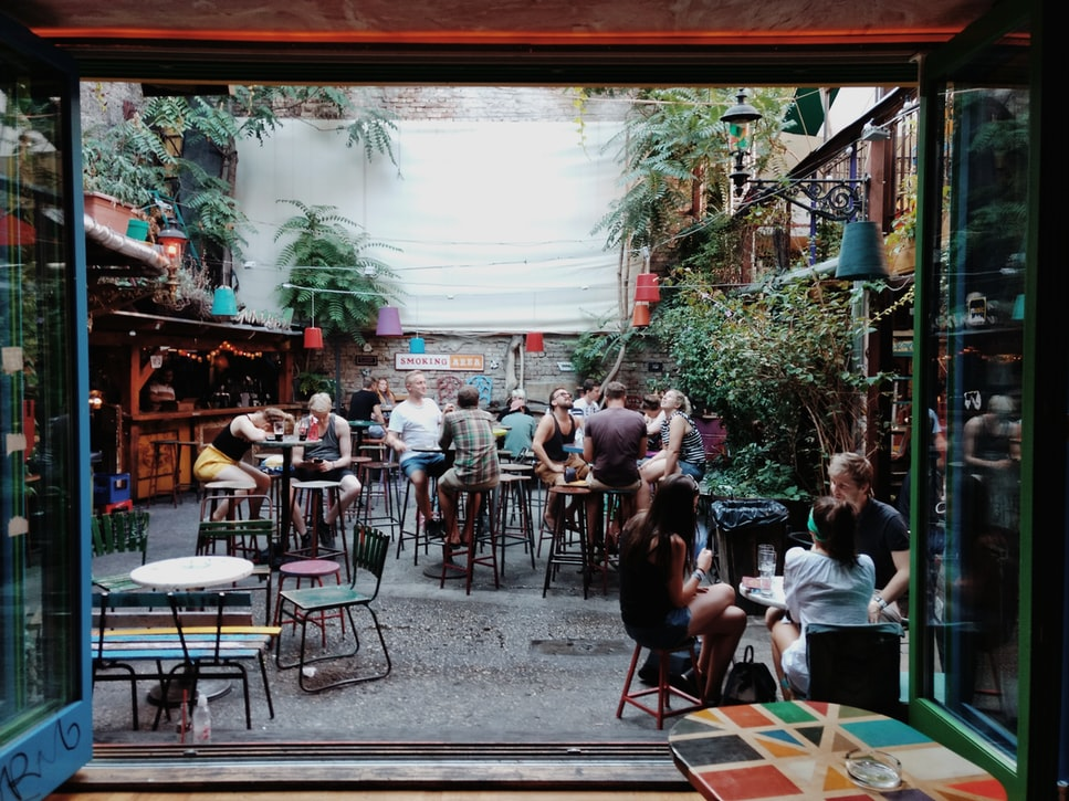 Летние кафе заработают в Москве с 16 июня