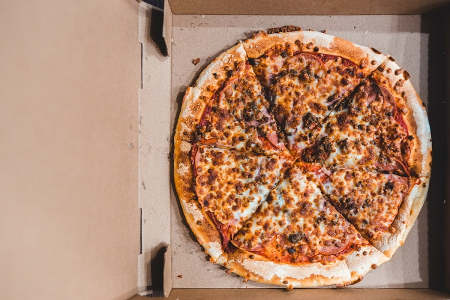 Пицца стала самой популярной едой навынос в мире