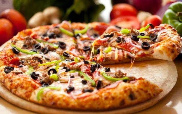 Математики раскрыли секрет идеальной нарезки пиццы