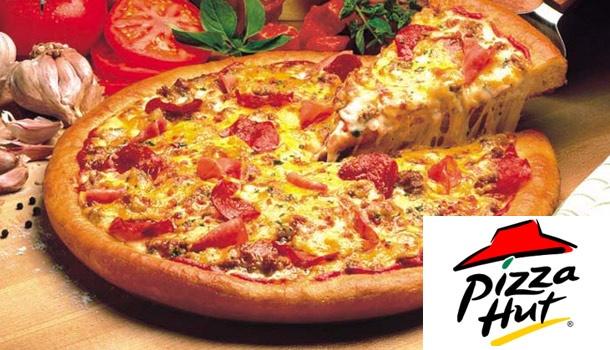 Заказать пиццу теперь можно с помощью взгляда