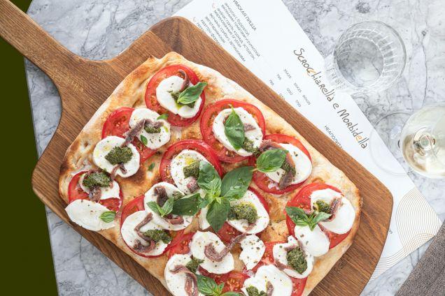Три московские пиццерии вошли  в Топ-50  лучших пиццерий Европы