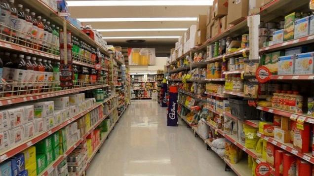 В магазинах появятся полки с отечественными продуктами