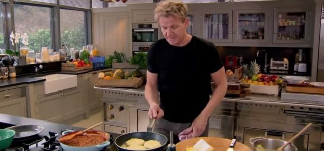Топ-5 лайфхаков по приготовлению картофеля от Гордона Рамзи