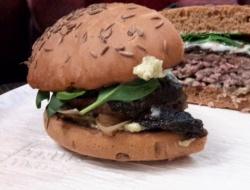 Хорошие бургеры без очередей - TRUE