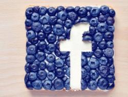 Российское Facebook-сообщество предпочитает итальянскую еду