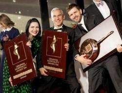 Ресторанная премия СОЛЬ назвала лучшие заведения Украины