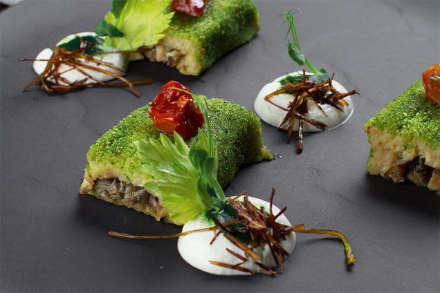 Самые простые и необычные постные блюда в ресторанах Москвы