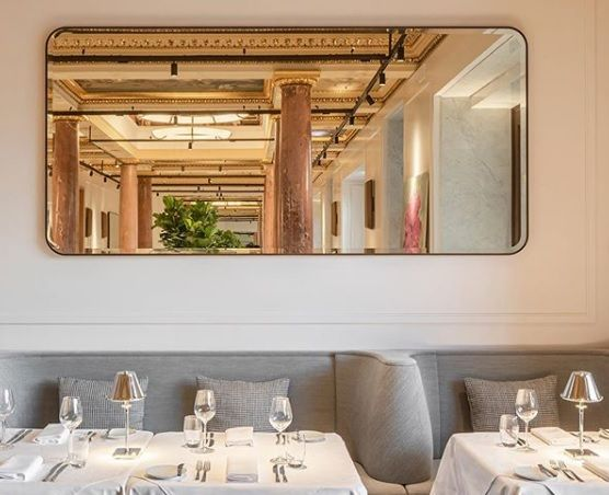 Ресторан Savva в «Метрополе» возобновит работу после реконструкции