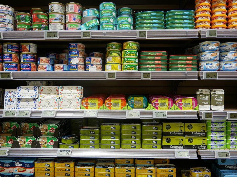 Австрийские магазины обяжут отдавать просрочку бесплатно