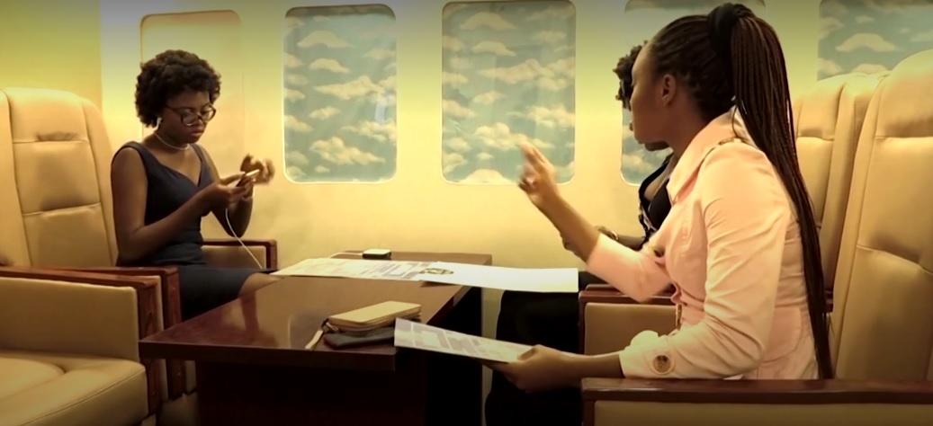 Рестораны в Нигерии предлагают посетителям «попробовать авиапутешествия на вкус»