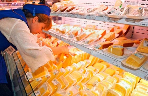 Торговля санкционными продуктами может стать уголовно наказуемой