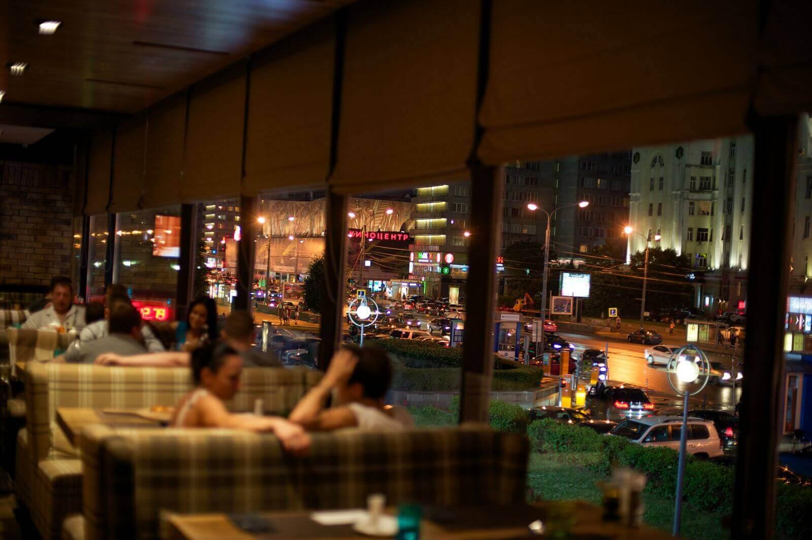 Летние кафе могут стать круглогодичными