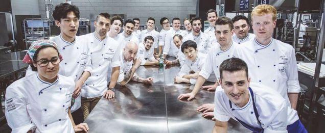 8 российских шефов вышли в полуфинал регионального этапа конкурса S. Pellegrino Young Chef 2018