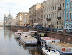 В Петербурге могут закрыть плавучие рестораны