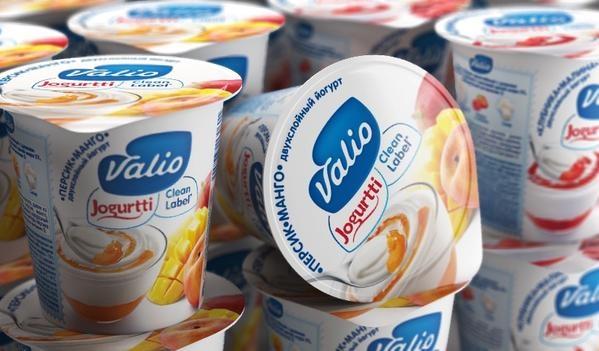 Valio запустила производство йогуртов на заводе Ehrmann