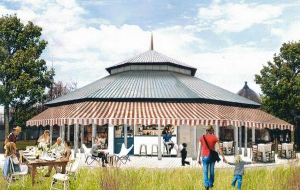 Из заброшенного верблюжатника планируют сделать детское кафе