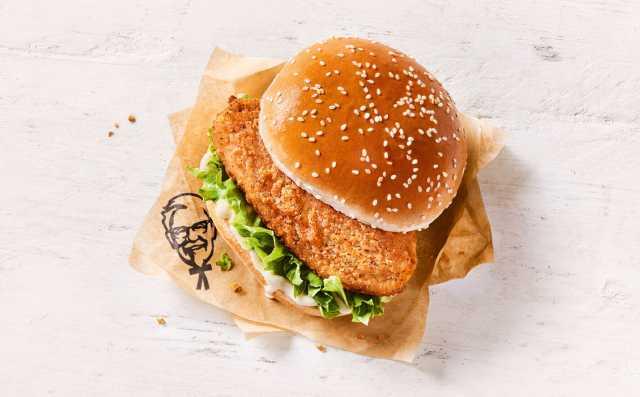 Британка обнаружила в растительном бургере KFC настоящую курицу
