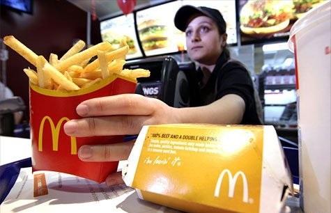 В 2015 году McDonald's откроет в России более 50 ресторанов