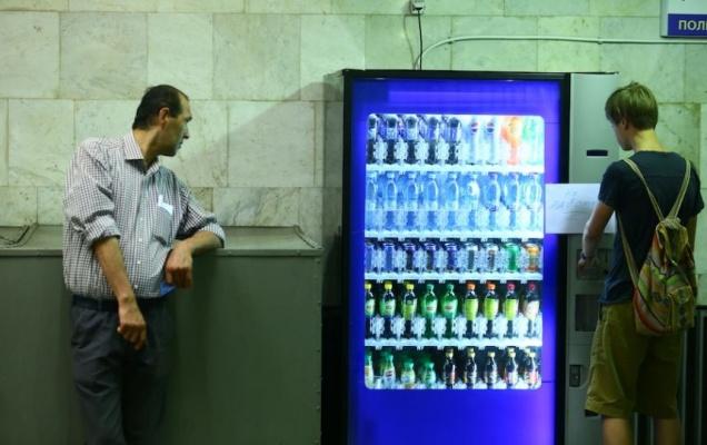 В столичном метро будут раздавать воду