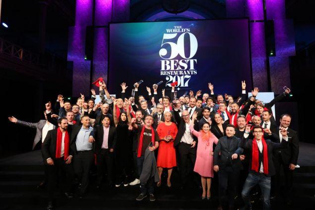 Eleven Madison Park признан лучшим рестораном мира, московский White Rabbit  - на 23 строчке The World's 50 Best Restaurants