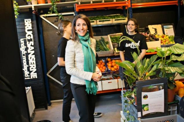 В Дании открылся супермаркет с просроченными продуктами