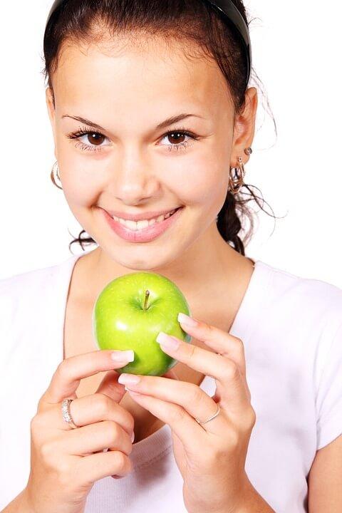 Одно яблоко в день увеличивает продолжительность жизни