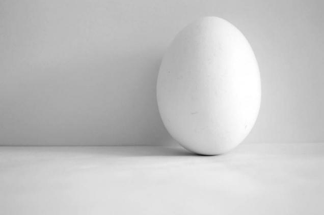 В Японии набирают популярность яйца с белыми желтками