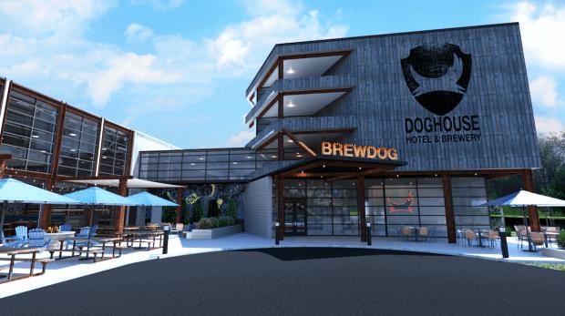 Шотландцы откроют первый в мире пивной спа-отель в США
